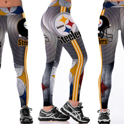Pittsburgh Steelers leggings - Cool Printed Leggings