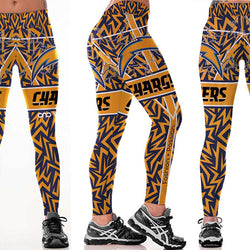 Los Angeles Chargers leggings - Cool Printed Leggings