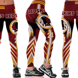 Washington Redskins leggings - Cool Printed Leggings