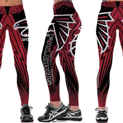 Atlanta Falcons leggings - Cool Printed Leggings