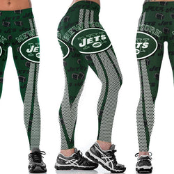 New York Jets leggings - Cool Printed Leggings
