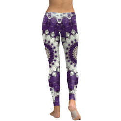 Soul Flower leggings - Cool Printed Leggings