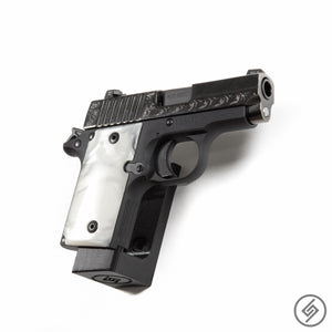 Wall Mount for Kimber Micro 9 Pistol, Right, Spartan Mounts