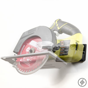 Wall Mount for all sizes of RYOBI Power Tools, Transparent, Spartan Mounts