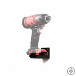 Wall Mount for CRAFTSMAN 20V Power Tools, Right, Transparent, Spartan Mounts Power Tool Display