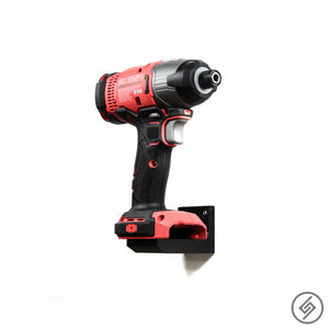 Wall Mount for CRAFTSMAN 20V Power Tools, Right, Spartan Mounts Power Tool Display