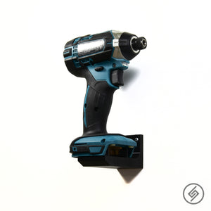 Wall Mount Customized for MAKITA 18V Power Tools, Right, Spartan Mounts
