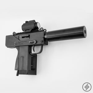 MAC-10 Wall Mount, Right, Spartan Mounts