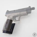 XDM Wall Mount, Right, Transparent, Spartan Mounts