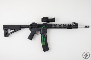 AR-15 + PMAG Wall Mount, Right, Spartan Mounts