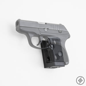 Mount for a Ruger LCP .380 Pistol, Transparent, Left, Spartan Mounts, Display Photo