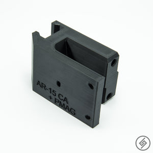 AR-15 + PMAG California Wall Mount Product Photo 3