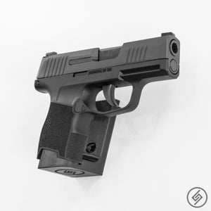 SIG P365 Wall Mount, Right, Spartan Mounts