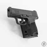 SIG P365 Wall Mount, Left, Spartan Mounts