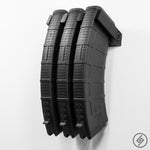 Mount for 3 AK-47 7.62x39 PMAG magazines, Spartan Mounts