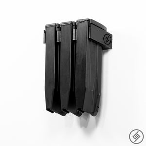 Wall Mount Customized for SIG P226/2022 magazines, Spartan Mounts