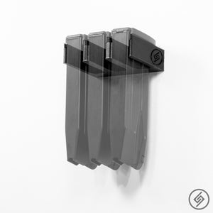 Spartan Wall Mount for BERETTA 92fs Magazine, Transparent, Spartan Mounts