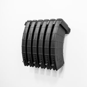 AK-47 PMAG 6x Wall Mount, Right, Spartan Mounts