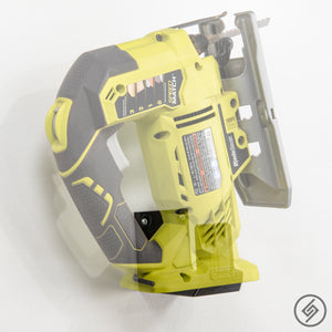 Wall Mount for all sizes of RYOBI Power Tools, Right, Transparent, Spartan Mounts