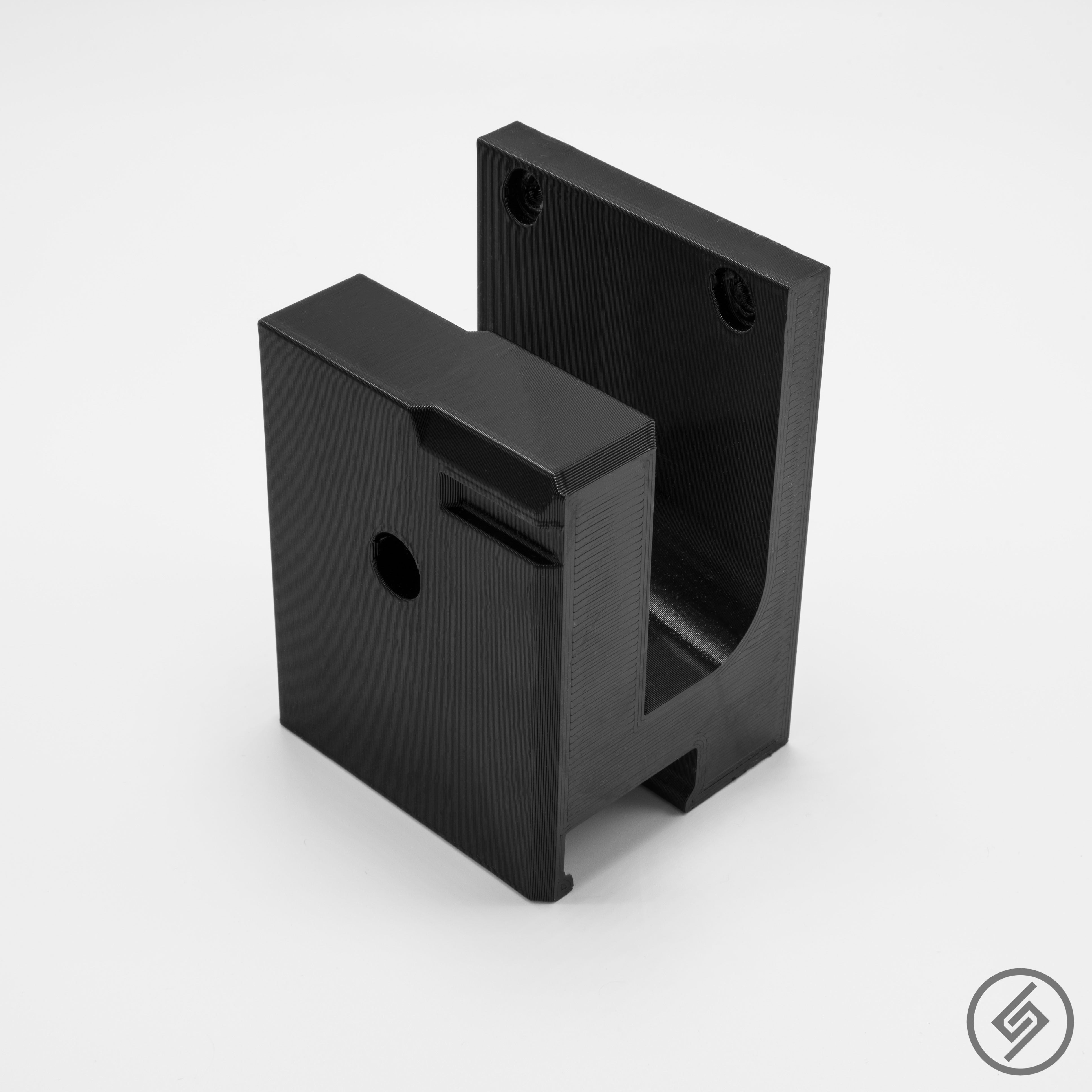 AR-10 + PMAG Wall Mount, Spartan Mounts, Product Photo 1