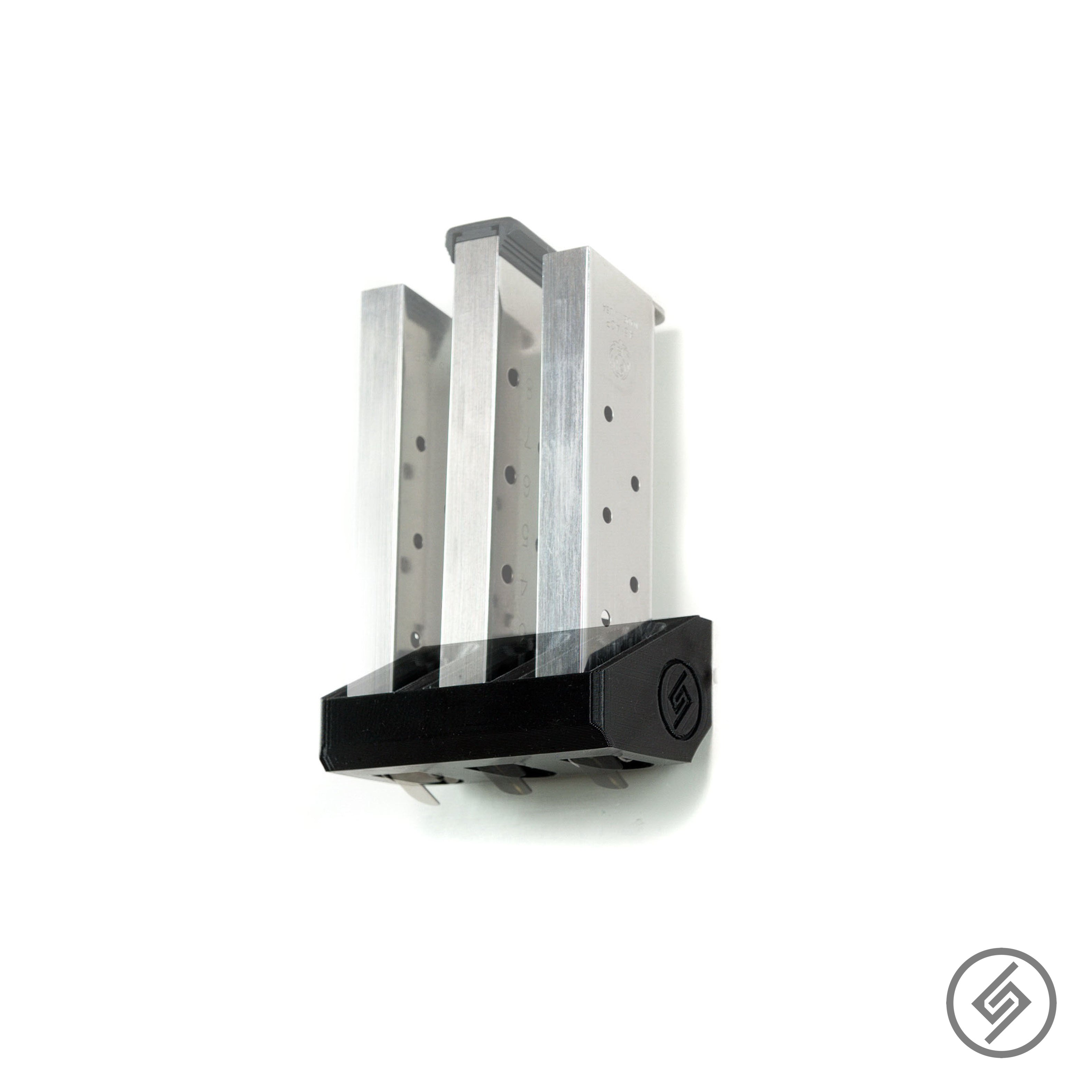 Springfield 911 MAG Wall Mount, Transparent, Spartan Mounts, Display organization storage wall mount solution