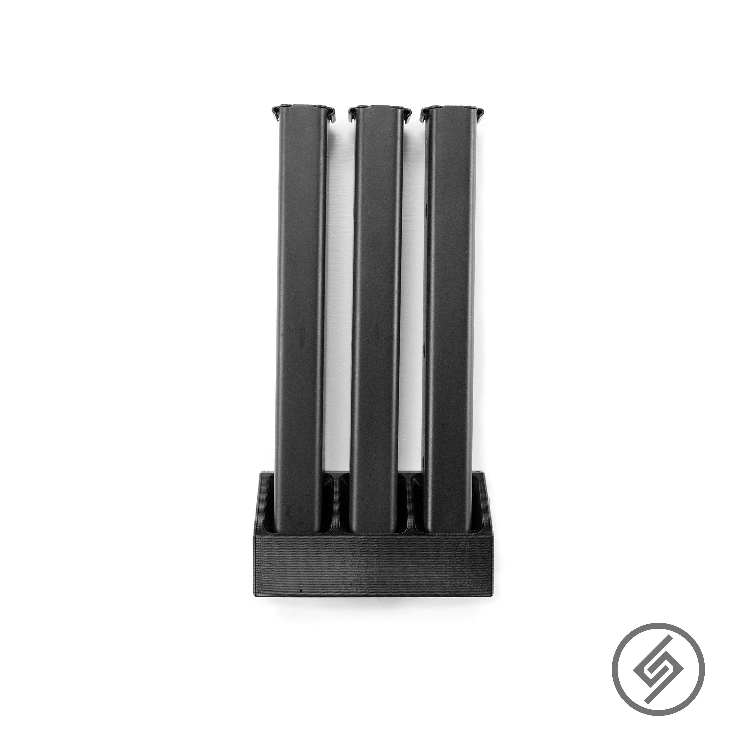 Spartan Magazine Mount for COLT 9mm MAGS, Spartan Mounts, Display