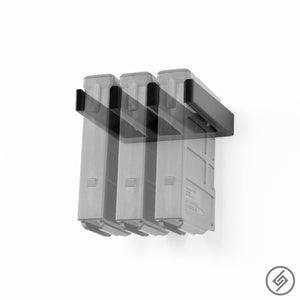 Wall mount for H&K MR762 magazines, Spartan Mounts
