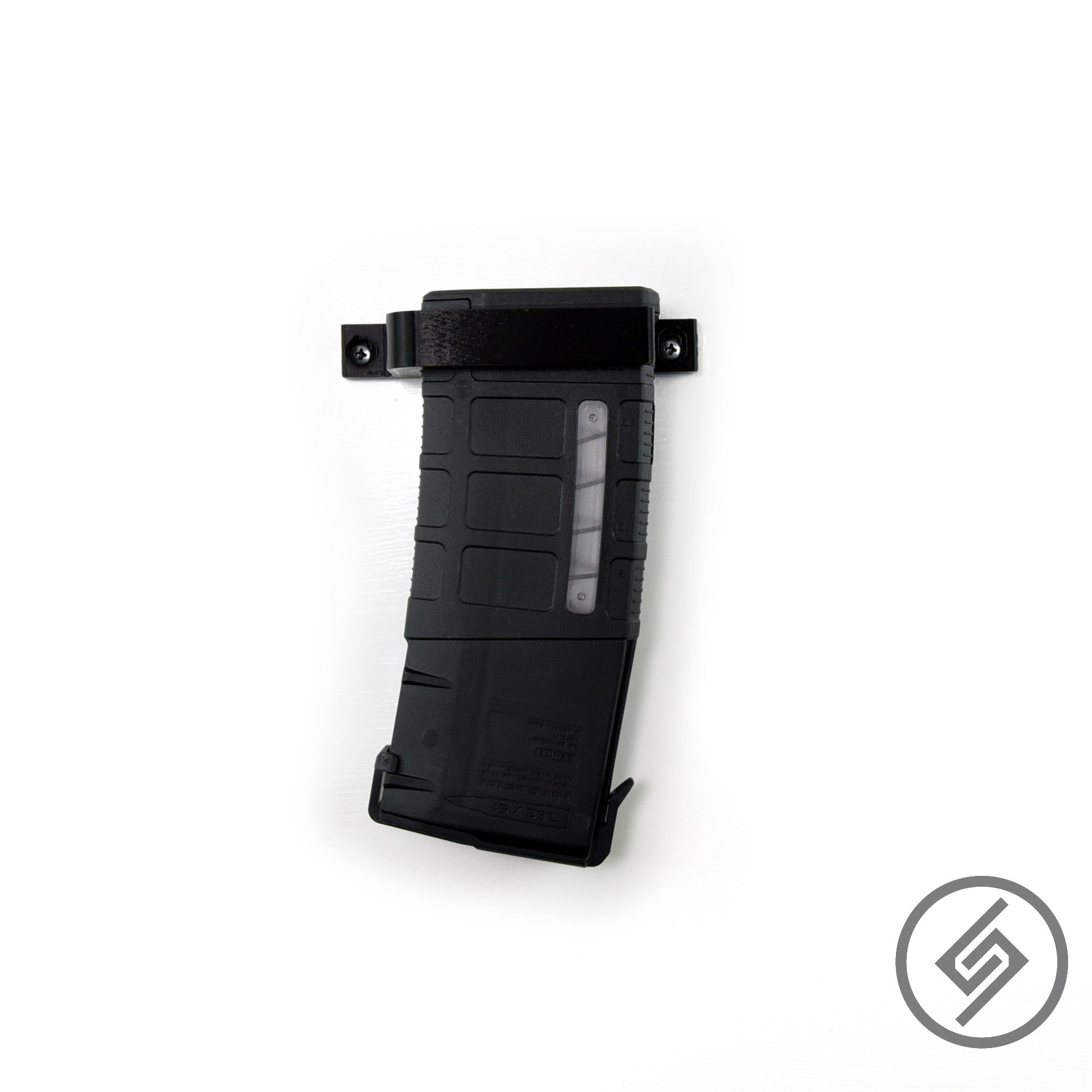 AR-10 PMAG Magazine Mount Display Holder Adapter Wall