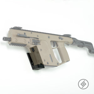 Mount for KRISS Vector, Transparent, Left, Spartan Mounts