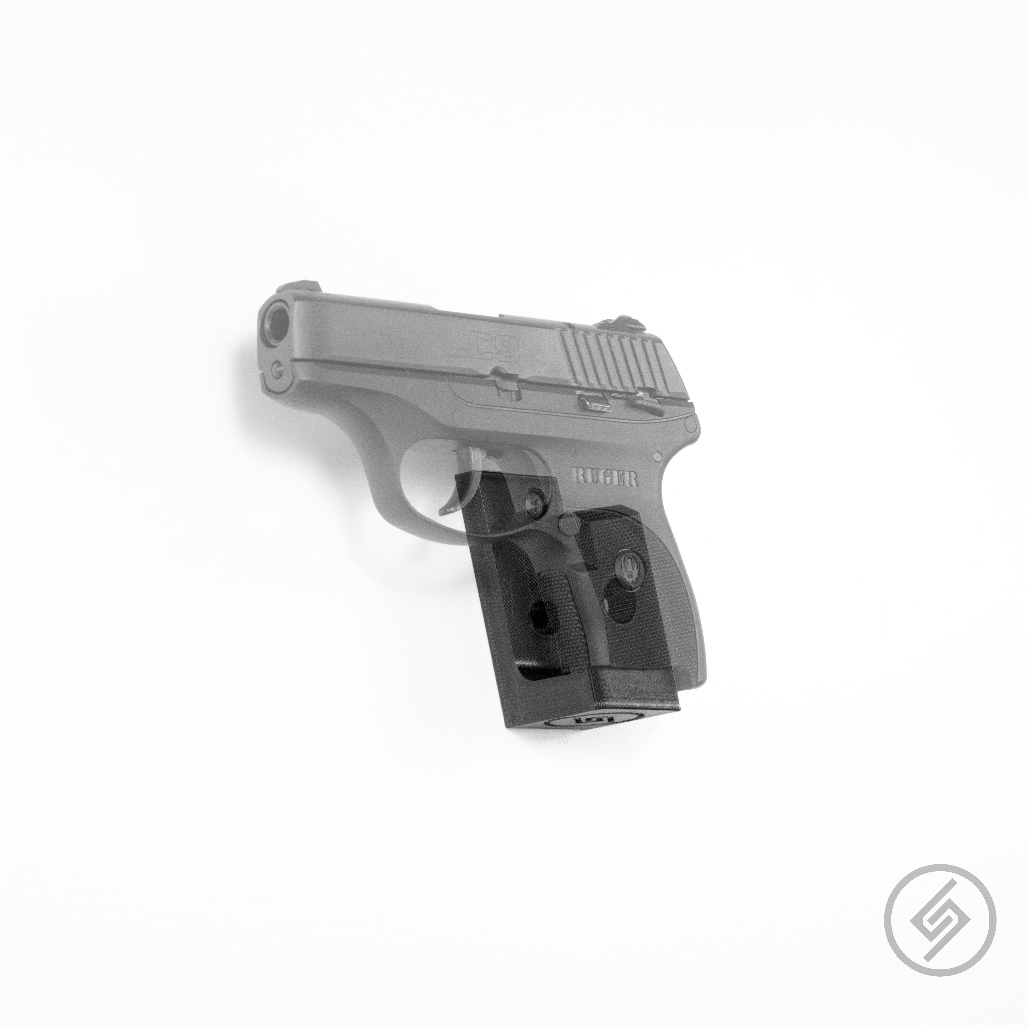 Mount for LC9 Pistol, Transparent, Left, Spartan Mounts, Display Photo