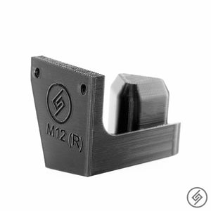 Wall Mount for Milwaukee M12 Power Tools, Spartan Mounts, Product Photo