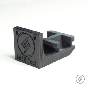 Wall Mount for M18 Power Tools, Spartan Mounts, Product Photo