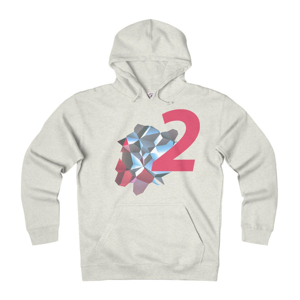 TWOIS | Two Hoodie | White