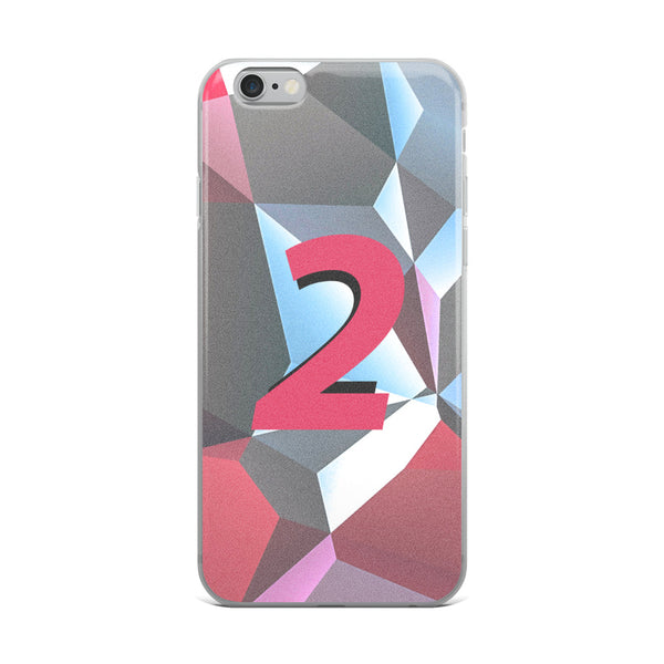 TWOIS | Two iPhone Case