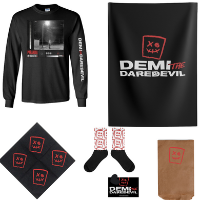 Need a *Limited-Time* Ultimate Demi the Daredevil Bundle? We got U!