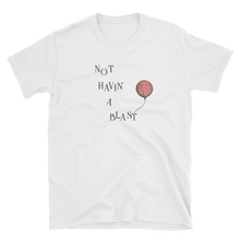DEMI THE DAREDEVIL BAIND-AID BALLOON T-SHIRT