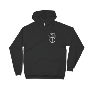 Demi Logo Pullover Hoodie