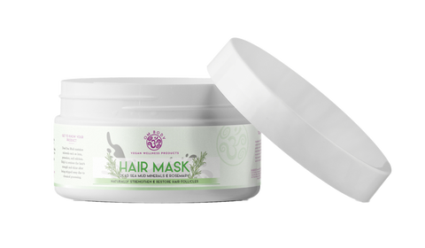NEW Dead Sea Mud Minerals & Rosemary Hair Mask
