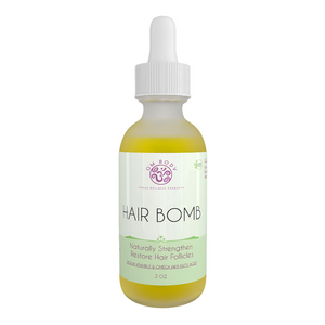 Hair Bomb Hair Growth Oil