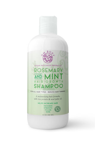 Rosemary & Mint Hair Growth Shampoo