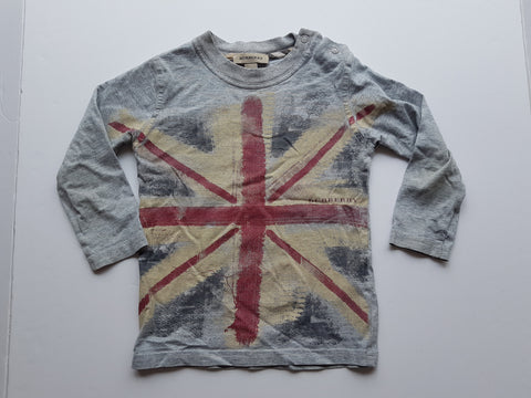 Burberry Union Jack Tee (2T)