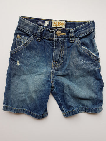 Worn-in Utility Shorts (2T)