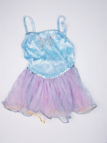 Princess Butterfly Dress (Fits Ages 3-7)