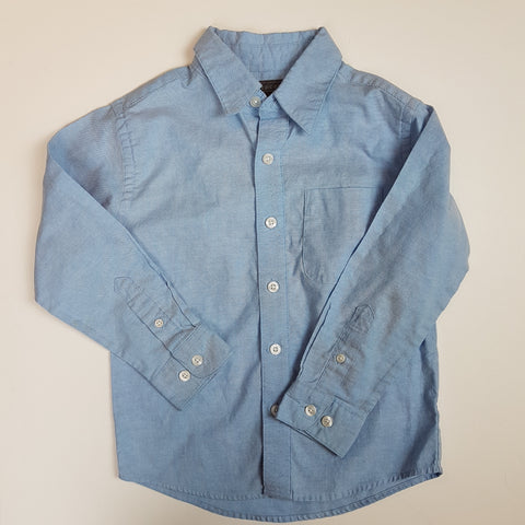 Blue Oxford Shirt (6X)