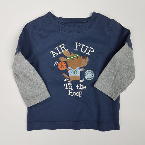 Air Pups Shirt (6-12 Months)