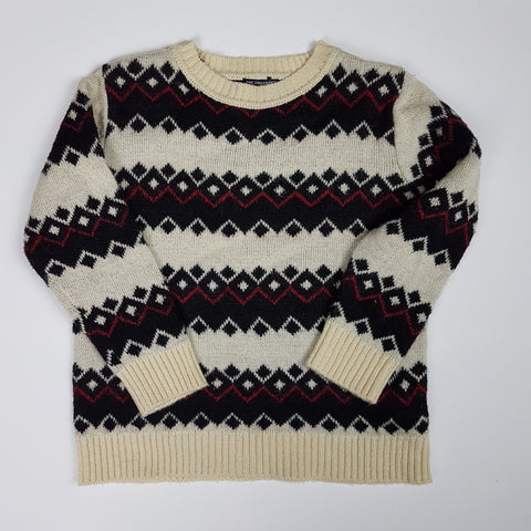 Classic Holiday Sweater (Size 5/6)