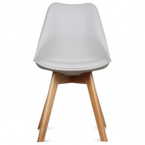 Chaises Scandinave Taupe