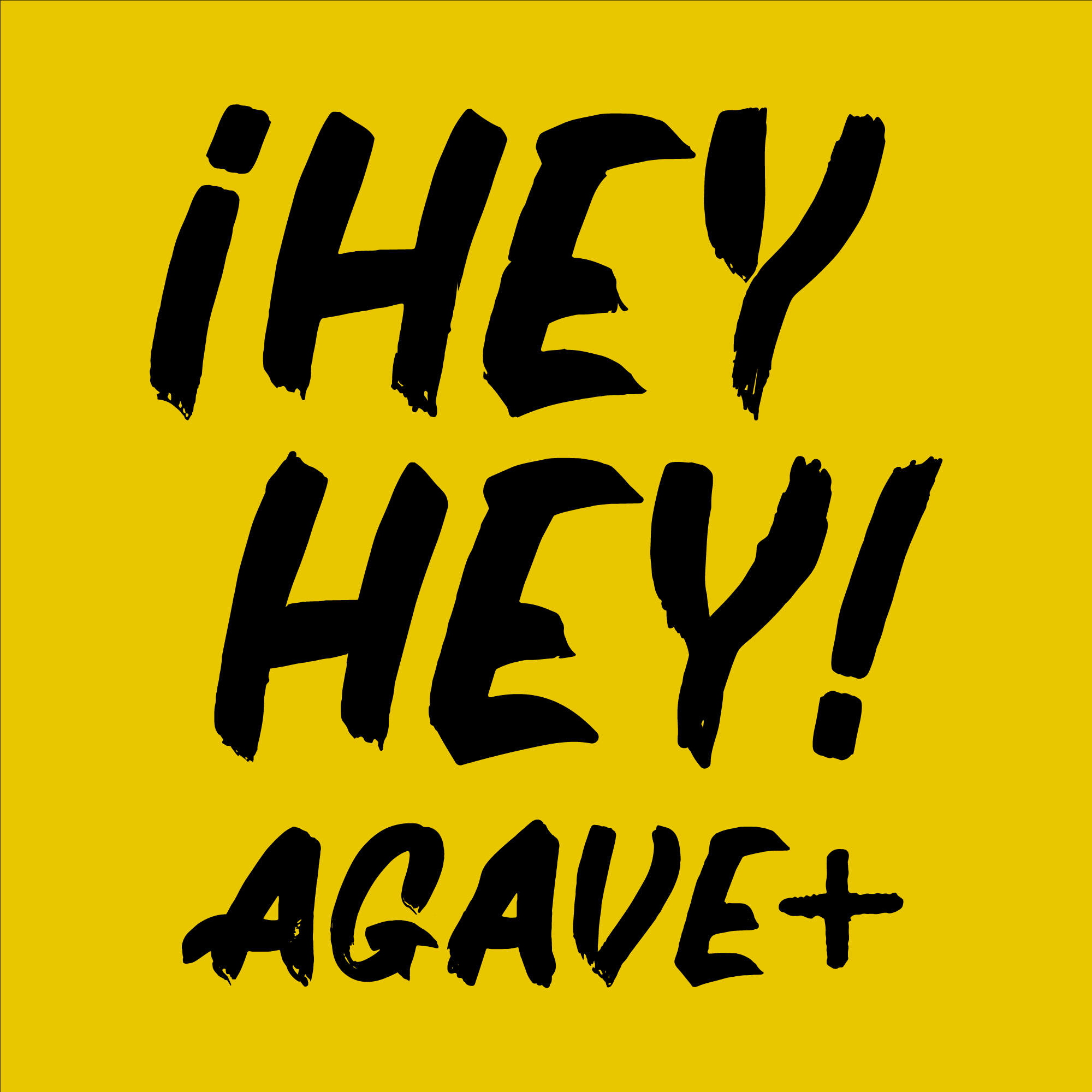 ¡Hey Hey! Agave / 1 + Tess Rose Lampert