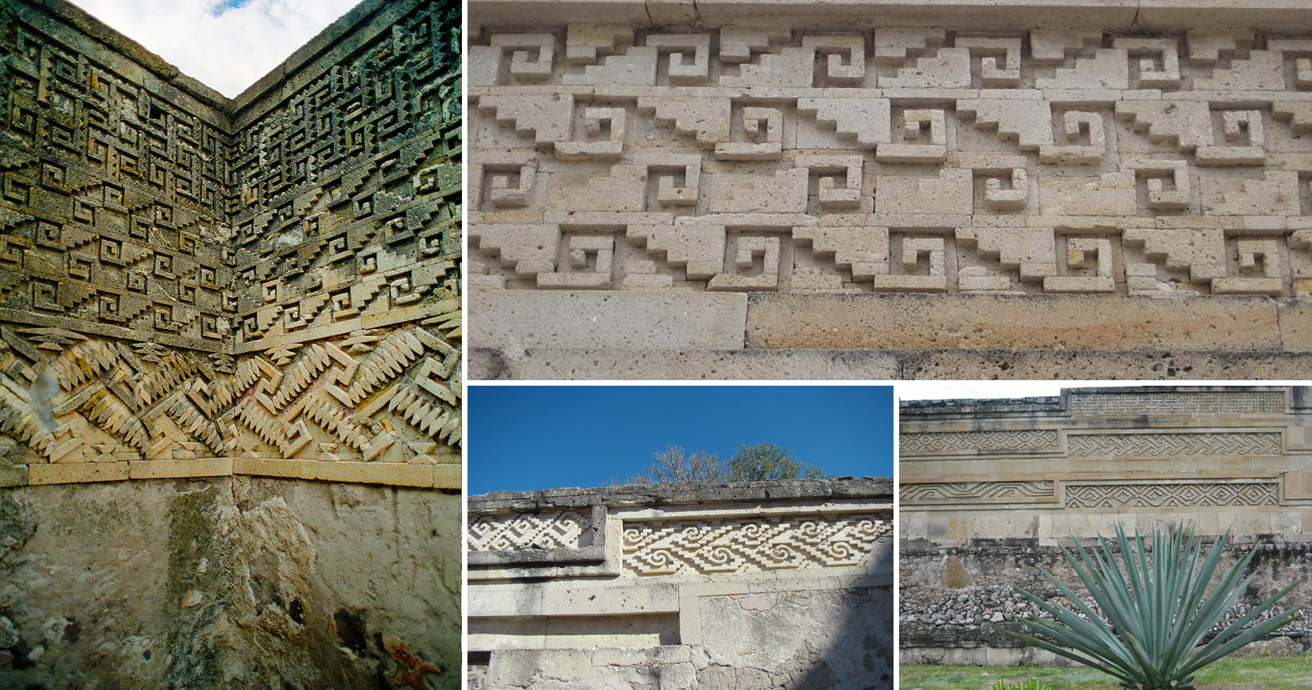 images from Mitla, Oaxaca