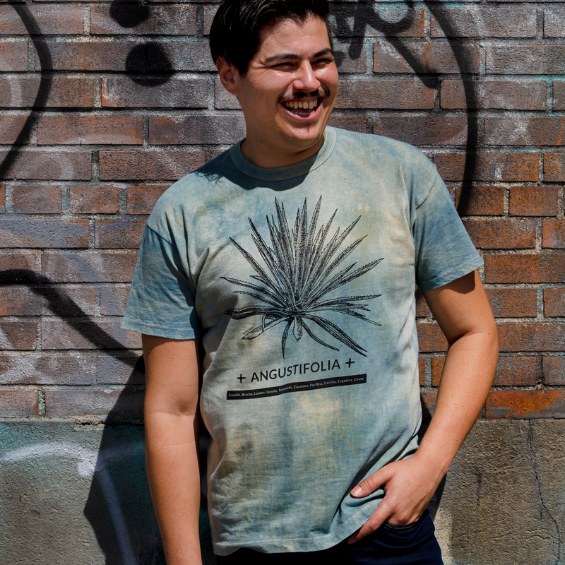 mezcal organic cotton T-shirts